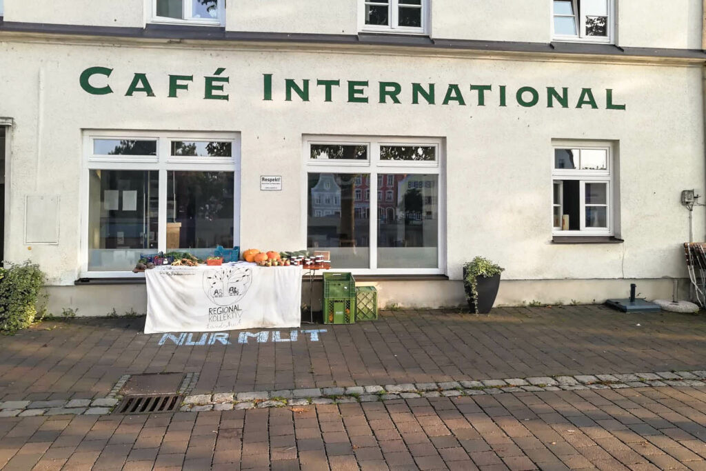 Offener Treff @ Café International